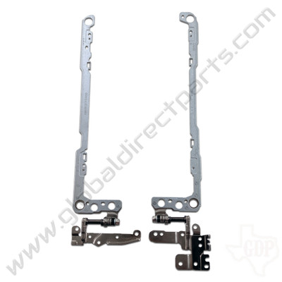 OEM Dell Chromebook 11 3180 Education Metal Hinge Set [Non-Touch]