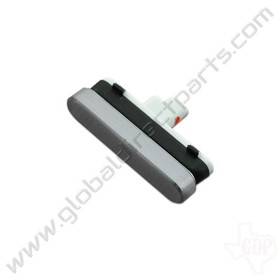 OEM LG G6 Side Key - Silver