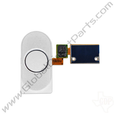 OEM LG V10 Fingerprint Scanner Flex - White