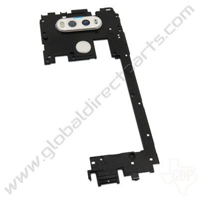 OEM LG V20 Rear Housing - Silver