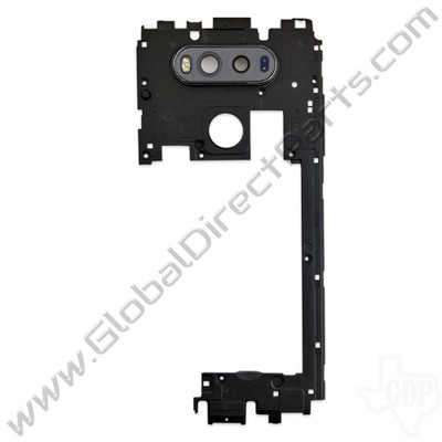 OEM LG V20 Rear Housing - Gray