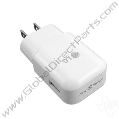OEM LG USB Type-A Fast Charge Wall Charger Adapter [EAY64469142]