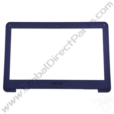 OEM Reclaimed Asus Chromebook C202S LCD Frame [B-Side] - Blue
