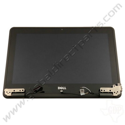 OEM Reclaimed Dell Chromebook 11 3189 Education Complete LCD & Digitizer Assembly - Gray