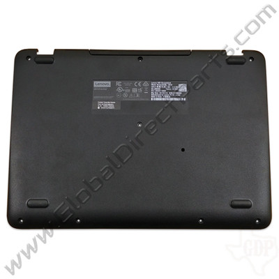 OEM Lenovo N23, N23 Touch Chromebook Bottom Housing [D-Side] - Gray