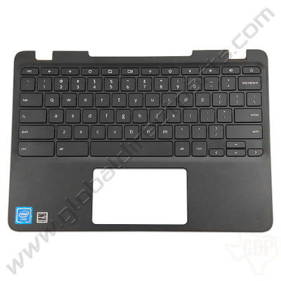 OEM Lenovo N23, N23 Touch Chromebook Keyboard [C-Side] - Gray