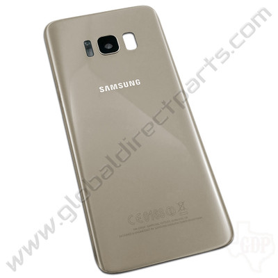 OEM Samsung Galaxy S8+ G955F Battery Cover - Gold