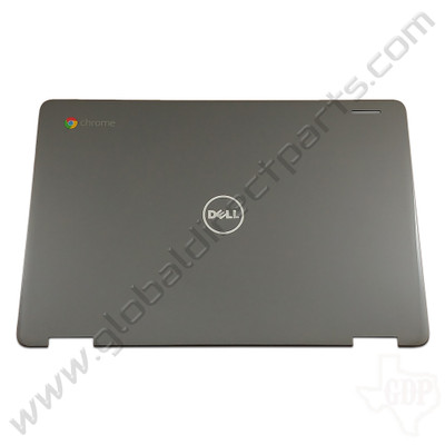 OEM Reclaimed Dell Chromebook 11 3189 Education LCD Cover [A-Side] - Gray