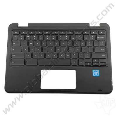 OEM Dell Chromebook 11 3189 Education Keyboard [C-Side] - Black