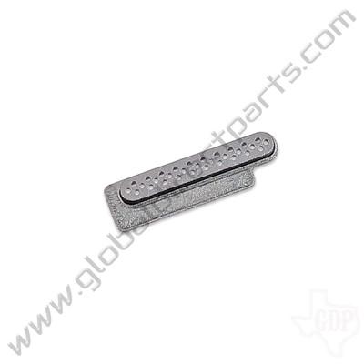OEM LG G6 Ear Speaker Grill - Silver