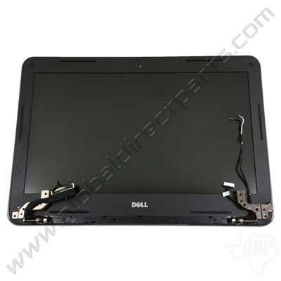 OEM Reclaimed Dell Chromebook 13 3380 Education Complete LCD Assembly - Gray