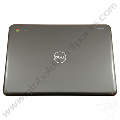 OEM Dell Chromebook 13 3380 Education LCD Cover [A-Side] - Gray