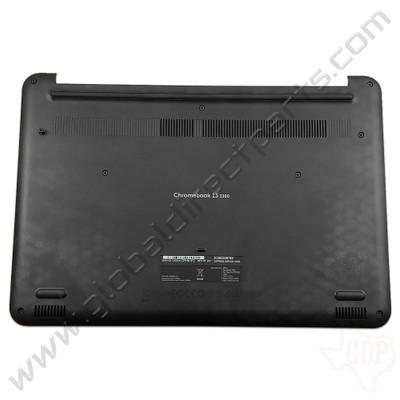 OEM Reclaimed Dell Chromebook 13 3380 Education Bottom Housing [D-Side] - Black