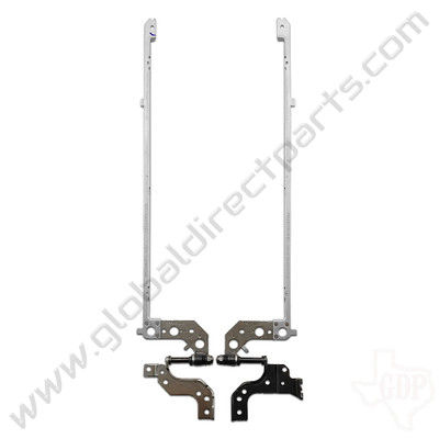OEM Dell Chromebook 13 3380 Education Metal Hinge Set [Non-Touch]