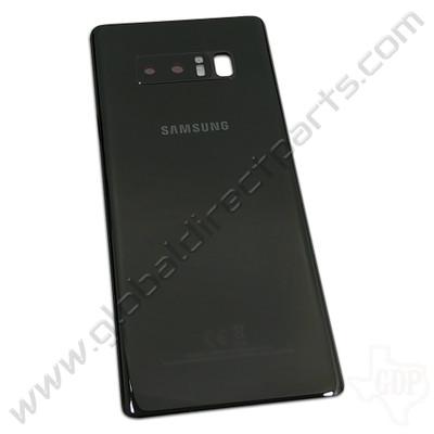 OEM Samsung Galaxy Note 8 N950F Battery Cover - Black