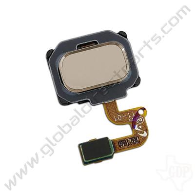 OEM Samsung Galaxy Note 8 Fingerprint Scanner Flex - Gold