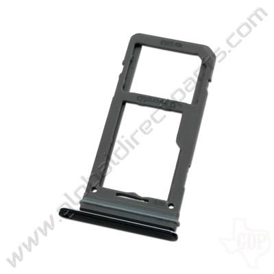 OEM Samsung Galaxy Note 8 SIM & SD Card Tray - Black