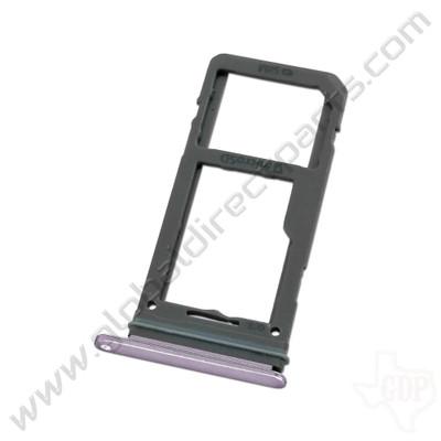 OEM Samsung Galaxy Note 8 SIM & SD Card Tray - Gray