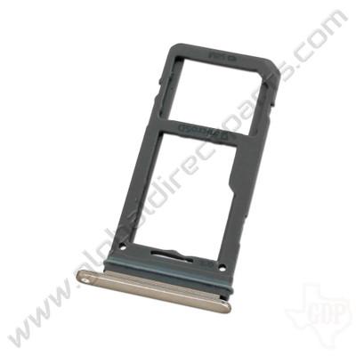 OEM Samsung Galaxy Note 8 SIM & SD Card Tray - Gold