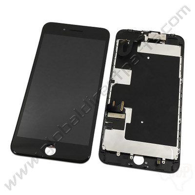 OEM Apple iPhone 8 Plus Complete LCD & Digitizer Assembly - Black