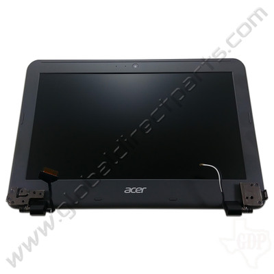 OEM Acer Chromebook C731 Complete LCD Assembly - Gray