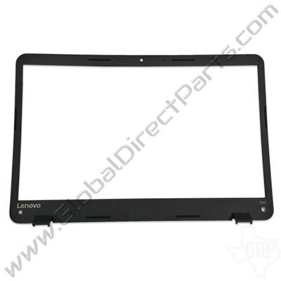 OEM Reclaimed Lenovo N42 80US Chromebook LCD Frame [B-Side] - Gray [Non-Touch]