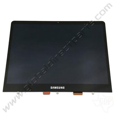OEM Samsung Chromebook Plus XE513C24, Pro XE510C24 LCD & Digitizer Assembly [LQ123P1JX31]
