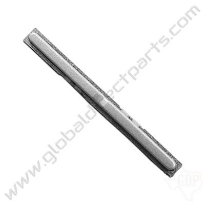 OEM LG Stylo 3 Side Key - Silver [MBG66246501]