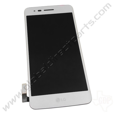 OEM LG Aristo LCD & Digitizer Assembly - Silver [EAT63415502]