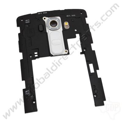 OEM LG G4 H815 Rear Housing - White