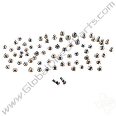 OEM Apple iPhone 7 Screw Set - Silver
