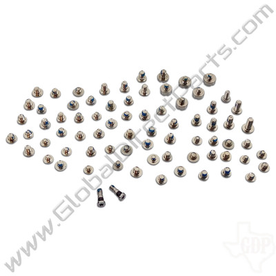 OEM Apple iPhone 7 Plus Screw Set - Silver