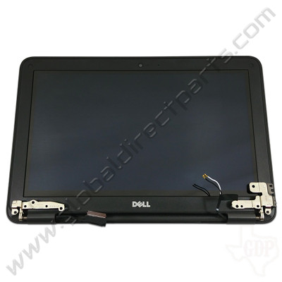 OEM Dell Chromebook 11 3180 Education Complete LCD & Digitizer Assembly - Black [Touch]