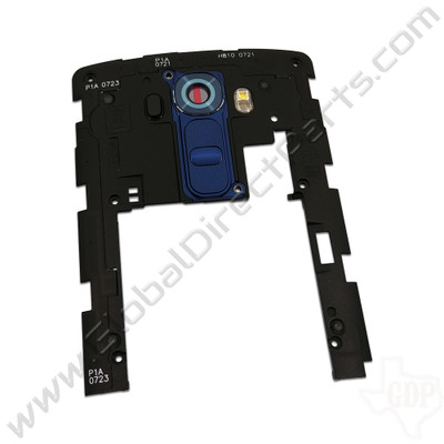OEM LG G4 H810 Rear Housing - Blue