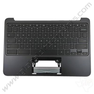 OEM HP Chromebook 11 G4 EE Keyboard [C-Side] - Black [851145-001]