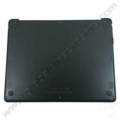 OEM Reclaimed Samsung Chromebook Pro XE510C24 Bottom Housing [D-Side] - Black