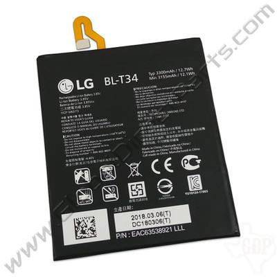 OEM LG V30, V30+, V35 Battery [BL-T34] [EAC63538921]