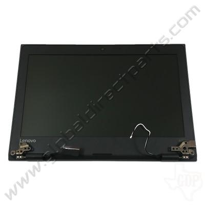 OEM Reclaimed Lenovo 100e Chromebook 81ER Complete LCD Assembly - Black