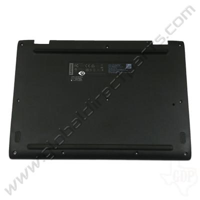 OEM Reclaimed Lenovo 100e Chromebook 81ER Bottom Housing [D-Side] - Black