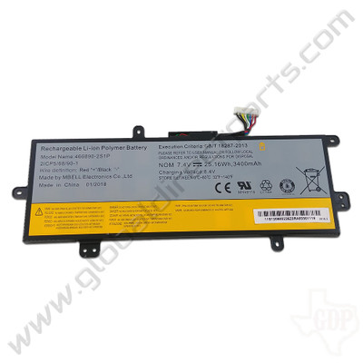 OEM CTL Chromebook J2 Battery