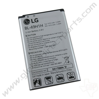 OEM LG Battery [BL-49H1H]