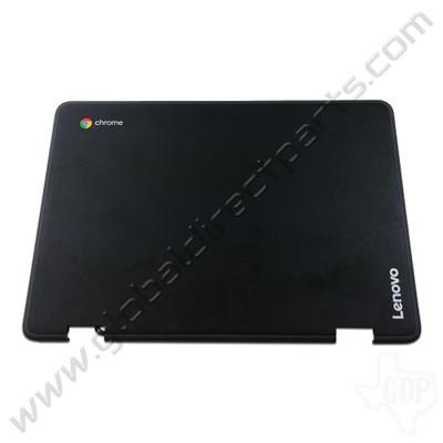 OEM Reclaimed Lenovo 300e Chromebook 81H0 LCD Cover [A-Side] - Black
