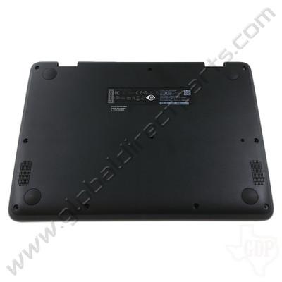 OEM Reclaimed Lenovo 300e Chromebook 81H0 Bottom Housing [D-Side] - Black
