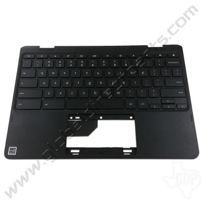 OEM Reclaimed Lenovo 300e Chromebook 81H0 Keyboard [C-Side] - Black