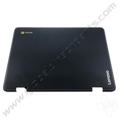 OEM Lenovo Flex 11 Chromebook ZA27 LCD Cover [A-Side] - Gray