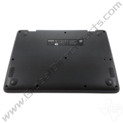 OEM Reclaimed Lenovo Flex 11 Chromebook ZA27 Bottom Housing [D-Side] - Gray