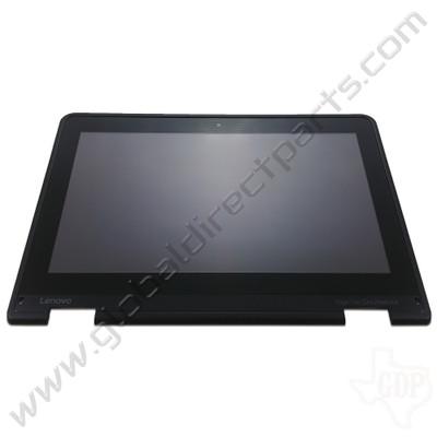 OEM Lenovo ThinkPad Yoga 11e Chromebook 4th Gen LCD & Digitizer Assembly - Black