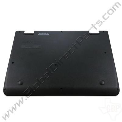OEM Lenovo ThinkPad Yoga 11e Chromebook 4th Gen Bottom Housing [D-Side] - Black