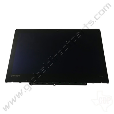OEM Lenovo 500e Chromebook 81ES LCD & Digitizer Assembly - Black