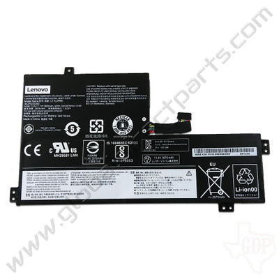 OEM Lenovo 300e 2nd Gen 81MB, 500e Chromebook Battery [L17L3PB0]